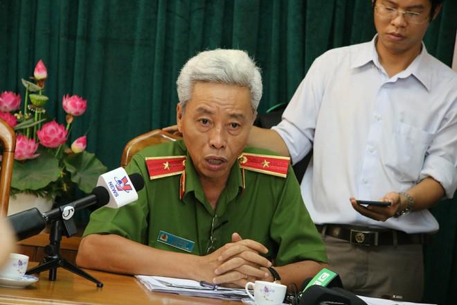 Nữ trung tá lần tìm manh mối nhóm trộm cướp đâm chết 2 hiệp sĩ ở Sài Gòn - Ảnh 2.