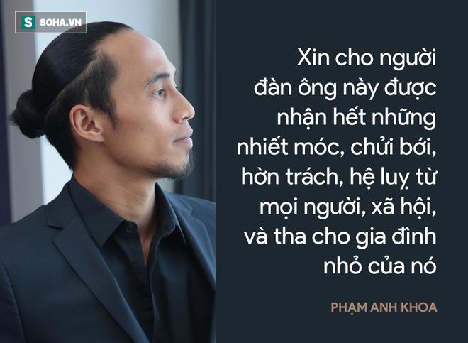 Cái cúi đầu của Phạm Anh Khoa và nỗi đau của người bố không bảo vệ được con mình! - ảnh 8