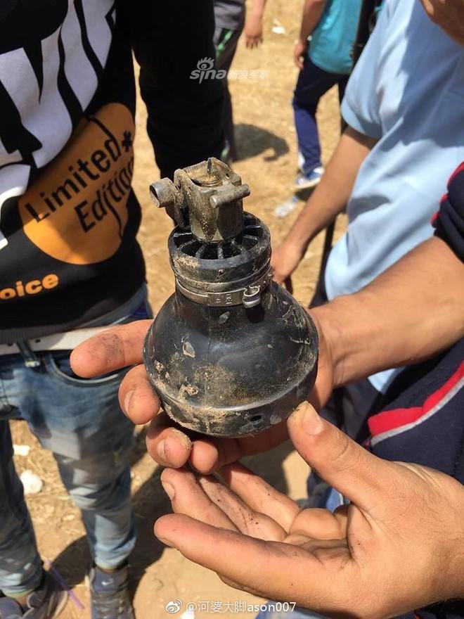 Vũ khí chống bạo loạn có một không hai của Quân đội Israel - Ảnh 2.