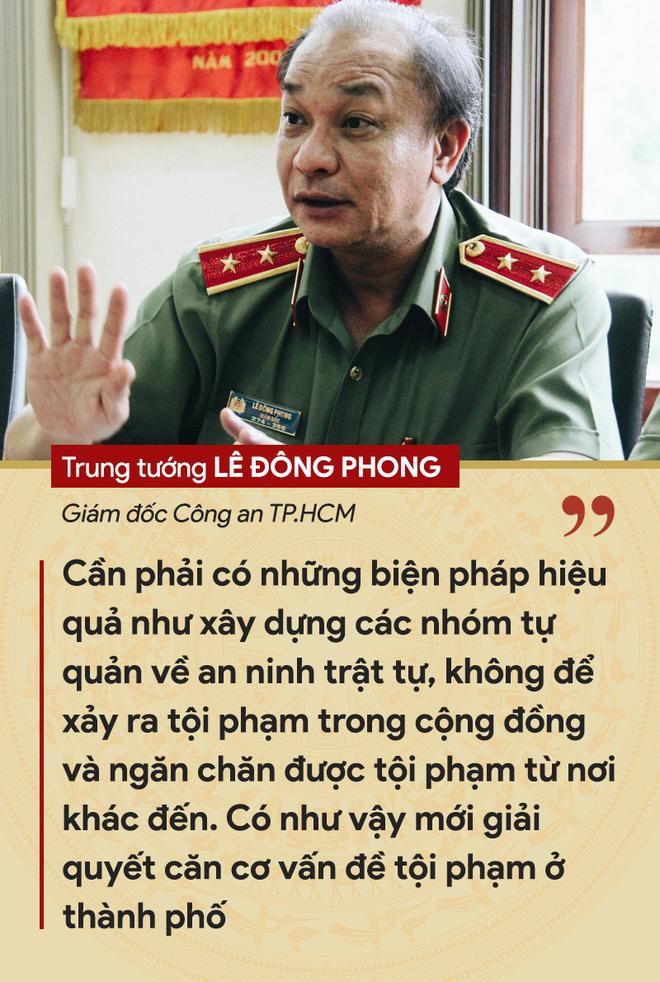 Những tuyên bố đanh thép của lãnh đạo về tội phạm cướp giật ở TP.HCM - ảnh 2