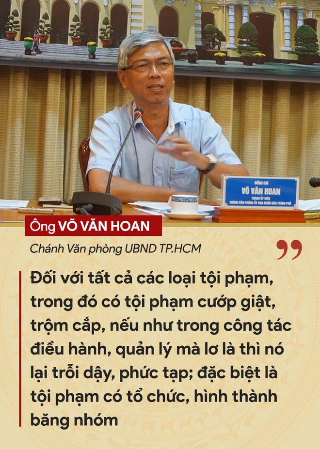 Những tuyên bố đanh thép của lãnh đạo về tội phạm cướp giật ở TP.HCM - ảnh 4