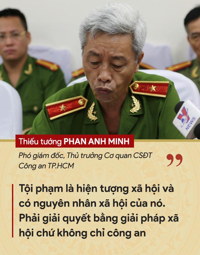 Những tuyên bố đanh thép của lãnh đạo về tội phạm cướp giật ở TP.HCM - ảnh 6