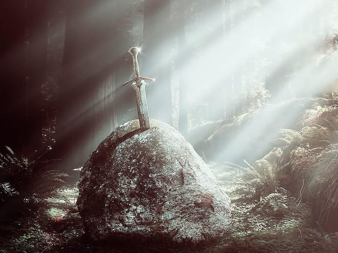 Mười thanh kiếm bí ẩn nhất trong lịch sử, riêng cái cuối dài gần 4m, nặng 15kg - Ảnh 4.