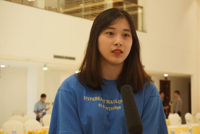 """""""Hoa khôi"""" tuổi 16 của bóng chuyền Việt Nam - Ảnh 1."""