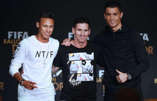 Ronaldo, Messi và cuộc đua quyết liệt cho Quả bóng vàng World Cup 2018 - Ảnh 2.