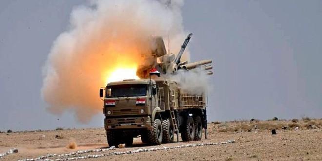 Israel tung tuyệt chiêu bẻ gãy nanh vuốt phòng không Syria: Hủy diệt Pantsir-S1 - Ảnh 3.