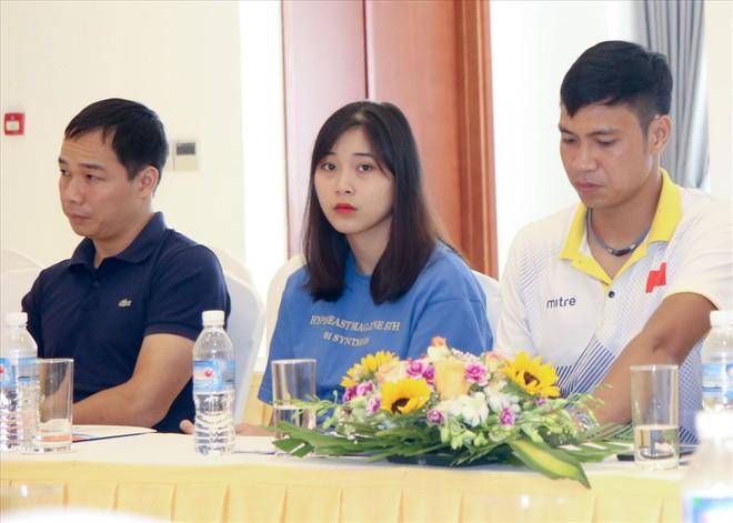 """""""Hoa khôi"""" tuổi 16 của bóng chuyền Việt Nam - Ảnh 3."""