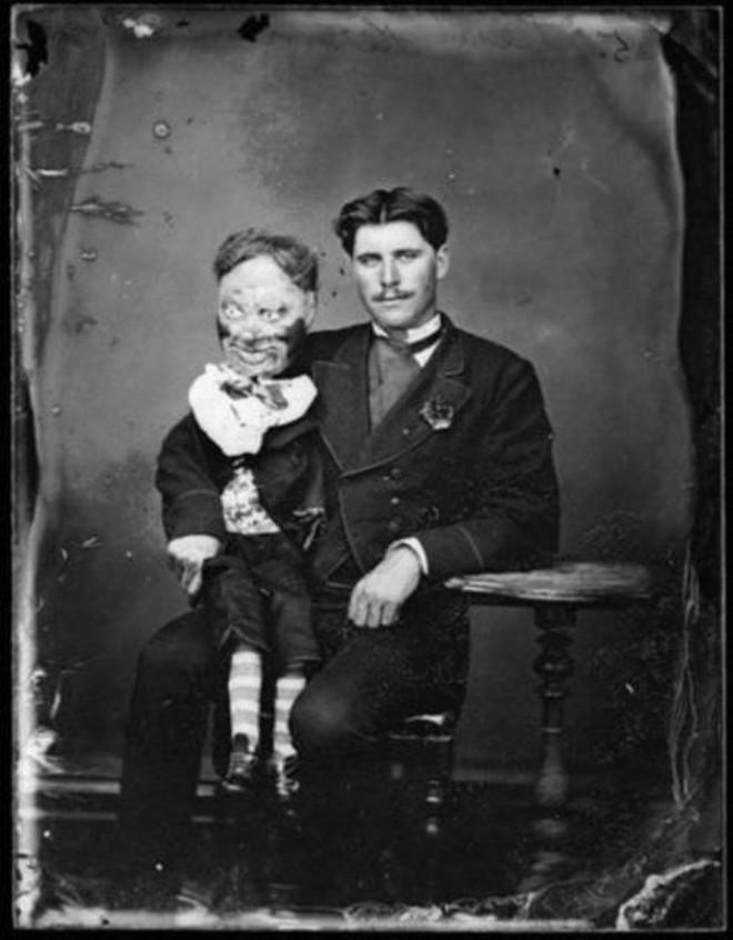 100 năm trước đây là những tấm ảnh bình thường, còn bây giờ càng nhìn càng thấy rùng rợn khó tả - Ảnh 6.