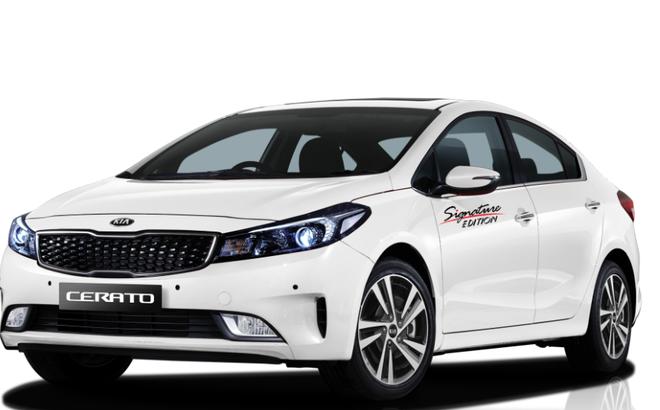 Không chỉ rẻ hơn Toyota Vios, giá Kia Cerato mới còn thấp hơn những mẫu xe này