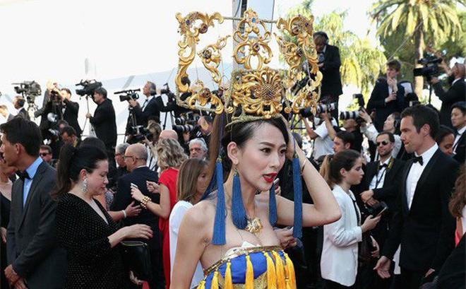 Những lần náo loạn thảm đỏ Cannes của sao Hoa ngữ: Từ mỹ nhân hạng A đến người đẹp vô danh chiêu trò đủ kiểu khiến truyền thông ngao ngán