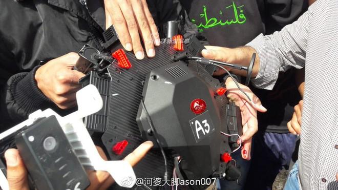 Vũ khí chống bạo loạn có một không hai của Quân đội Israel - Ảnh 3.