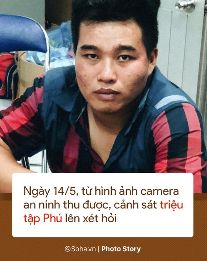 [PHOTO STORY] 13 giây gây án của tên cướp Tài mụn khi bị các hiệp sĩ vây ráp - Ảnh 17.
