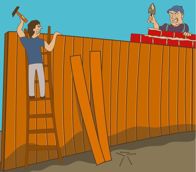 Làm thế nào để phá tan thói quen đóng cửa với hàng xóm - đóng luôn cả tình người? - Ảnh 1.