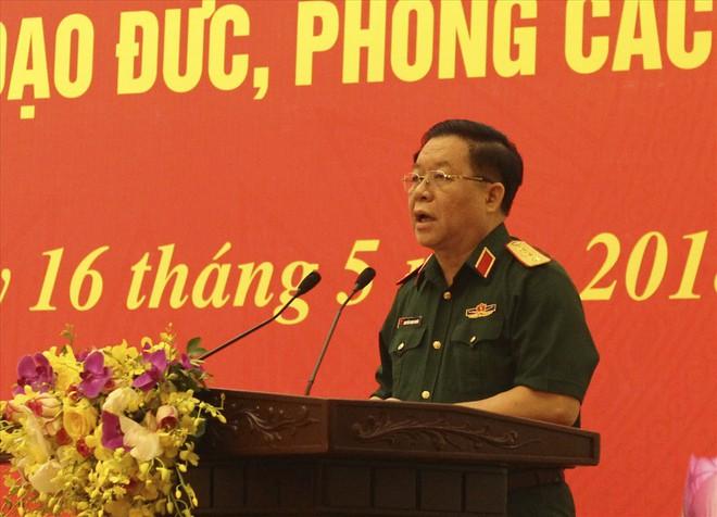 Thượng tướng Nguyễn Văn Thành: Xử lý cán bộ vi phạm không có vùng cấm, không có ngoại lệ - Ảnh 1.