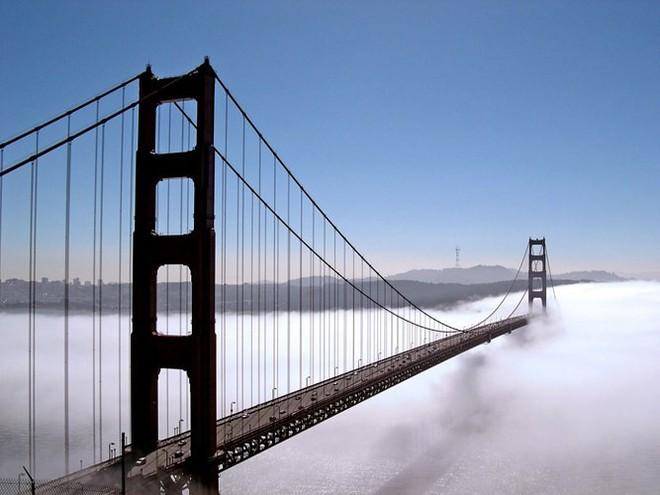 Du khách sẽ rùng mình khi đi trên những cây cầu này - Ảnh 11.