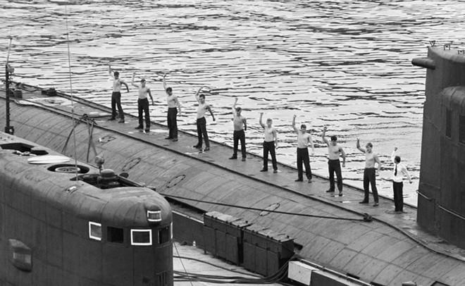 Ảnh: 235 năm kiêu hùng của Hạm đội Biển Đen Nga - ảnh 11
