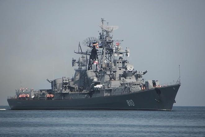 Ảnh: 235 năm kiêu hùng của Hạm đội Biển Đen Nga - ảnh 13