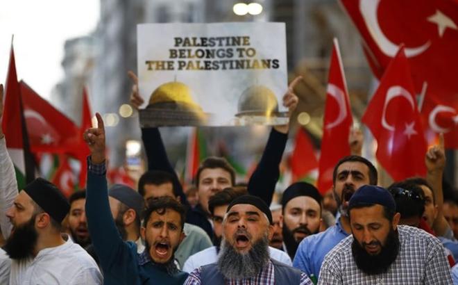 2/3 Hội đồng Bảo an bất lực trước tình hình Israel-Palestine