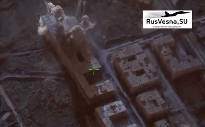 Su-34 Nga tung đòn hủy diệt phiến quân Syria trên chiến trường Aleppo
