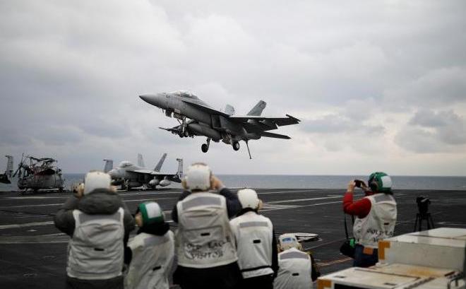 Bất chấp lời đe dọa của Triều Tiên, Mỹ-Hàn tuyên bố tiếp tục tập trận theo đúng kế hoạch