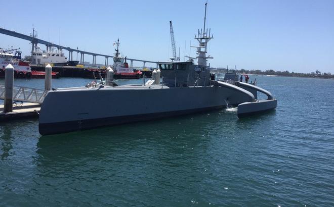 """Tàu chiến săn ngầm không người lái: Vũ khí """"thay đổi cuộc chơi"""" của Hải quân Mỹ?"""