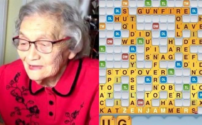 Bà lão 90 tuổi được cứu sống một cách kỳ diệu cũng nhờ nghiện chơi trò xếp chữ