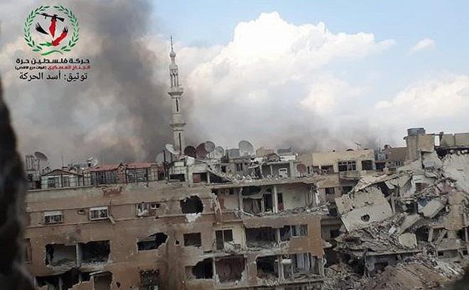 Quân tinh nhuệ Syria nghiền nát IS, đoạt thêm cứ địa khủng bố tại Yarmouk