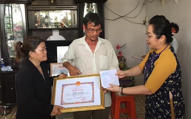 Chủ tịch tỉnh Đồng Nai truy tặng bằng khen cho