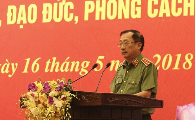 Thượng tướng Nguyễn Văn Thành: Xử lý cán bộ vi phạm không có vùng cấm, không có ngoại lệ