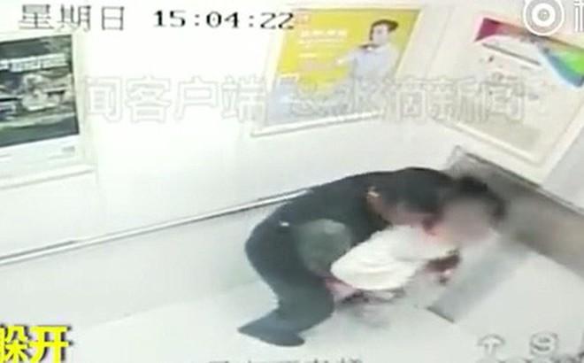 Trung Quốc: Bé gái bị ông già 80 tuổi quấy rối tình dục trong thang máy gây rúng động dư luận