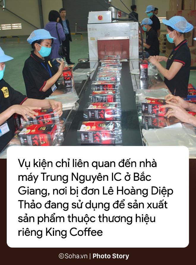[PHOTO STORY] 8 điểm mấu chốt trong vụ kiện 1.709 tỷ của Trung Nguyên với bà Lê Hoàng Diệp Thảo - Ảnh 1.
