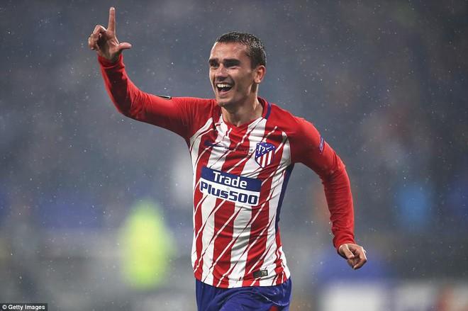 Bóp nghẹt Marseille, Atletico mang cúp vô địch Europa League về làm quà chia tay Torres - Ảnh 1.