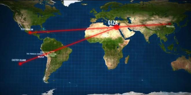 Sự thật về Giza: Không phải ngẫu nhiên mà kim tự tháp có khối lượng, chu vi như vậy! - Ảnh 5.