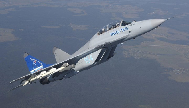 Chiến đấu cơ MiG-35: Tiêm kích siêu đẳng và cực kỳ đáng sợ của Nga - ảnh 1