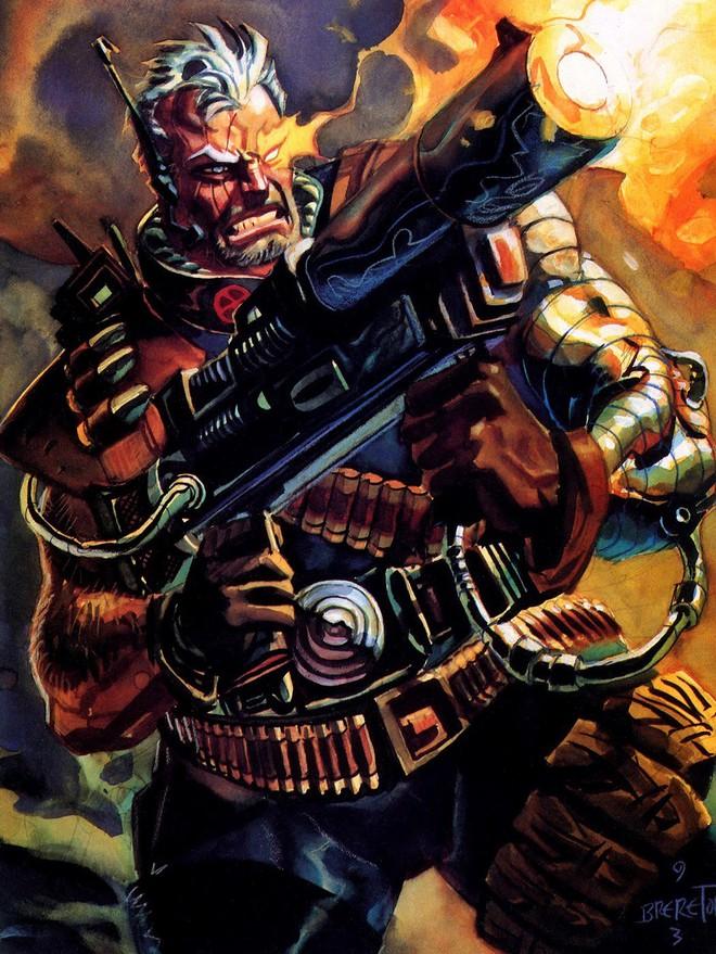 Nhân vật Cable trong Deadpool 2 là ai mà khiến gã dị nhân lắm mồm phải chật vật đến vậy? - ảnh 6