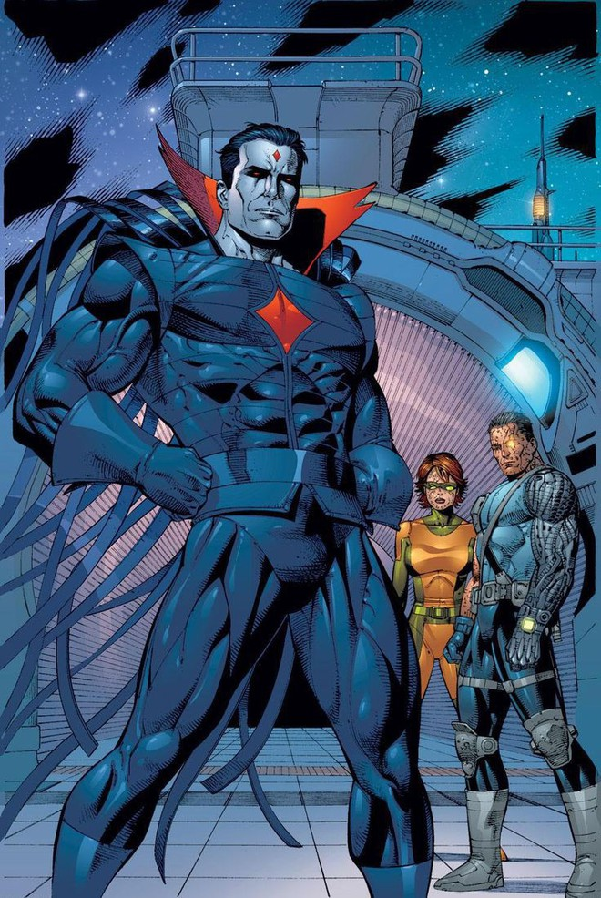 Nhân vật Cable trong Deadpool 2 là ai mà khiến gã dị nhân lắm mồm phải chật vật đến vậy? - ảnh 2
