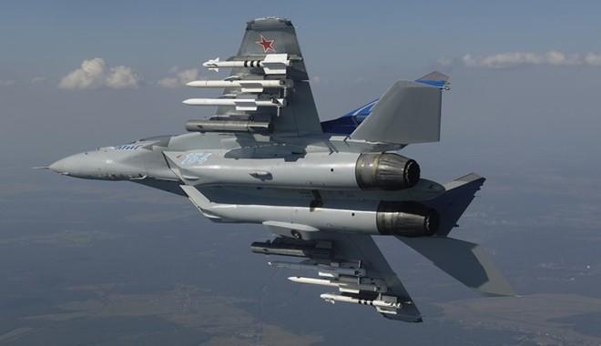 Chiến đấu cơ MiG-35: Tiêm kích siêu đẳng và cực kỳ đáng sợ của Nga - ảnh 11