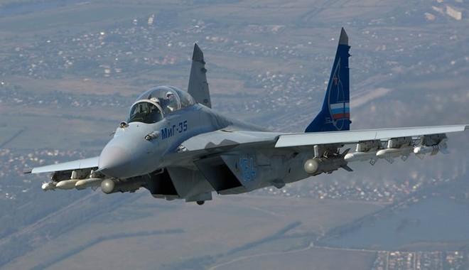 Chiến đấu cơ MiG-35: Tiêm kích siêu đẳng và cực kỳ đáng sợ của Nga - ảnh 12