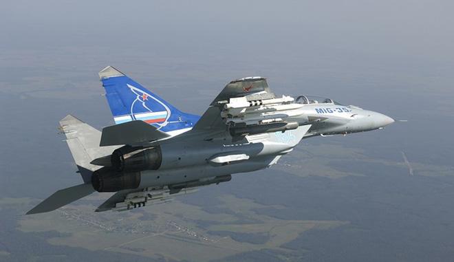 Chiến đấu cơ MiG-35: Tiêm kích siêu đẳng và cực kỳ đáng sợ của Nga - ảnh 13