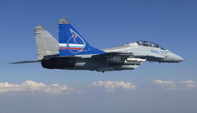 Chiến đấu cơ MiG-35: Tiêm kích siêu đẳng và cực kỳ đáng sợ của Nga - ảnh 14