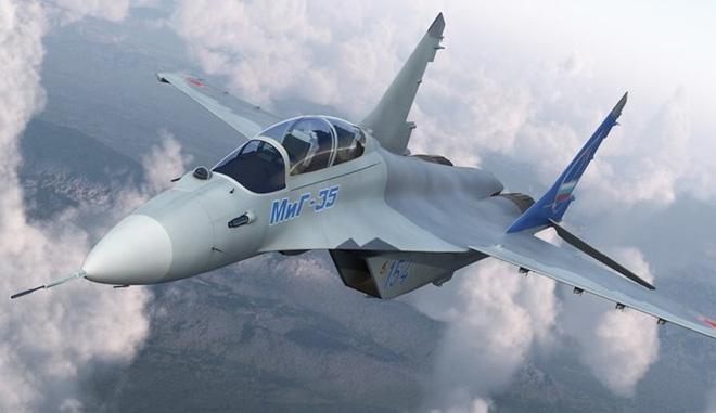 Chiến đấu cơ MiG-35: Tiêm kích siêu đẳng và cực kỳ đáng sợ của Nga - ảnh 4