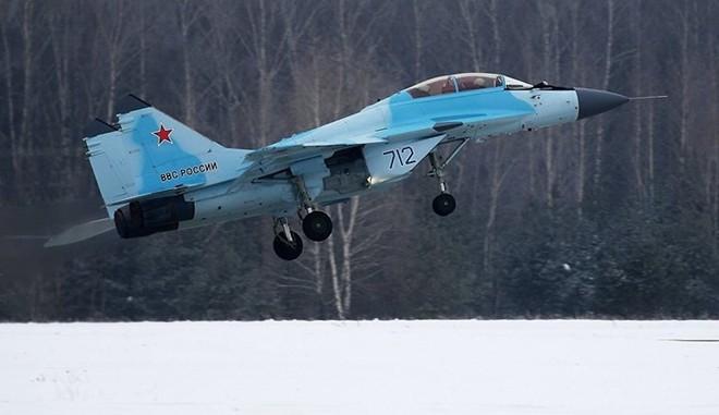 Chiến đấu cơ MiG-35: Tiêm kích siêu đẳng và cực kỳ đáng sợ của Nga - ảnh 5