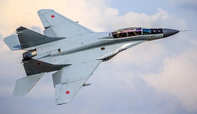 Chiến đấu cơ MiG-35: Tiêm kích siêu đẳng và cực kỳ đáng sợ của Nga - ảnh 8