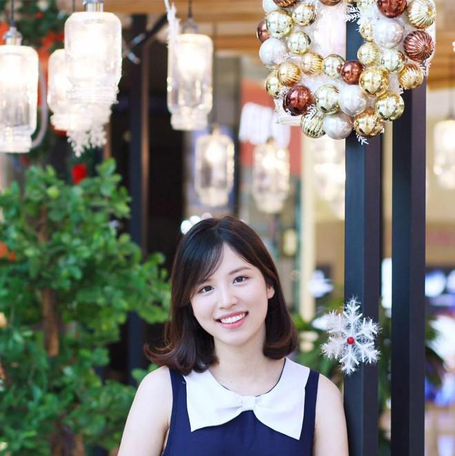 Em họ Hương Giang Idol: Nữ giảng viên trẻ xinh đẹp biết 3 thứ tiếng, cao 1m70 - Ảnh 9.