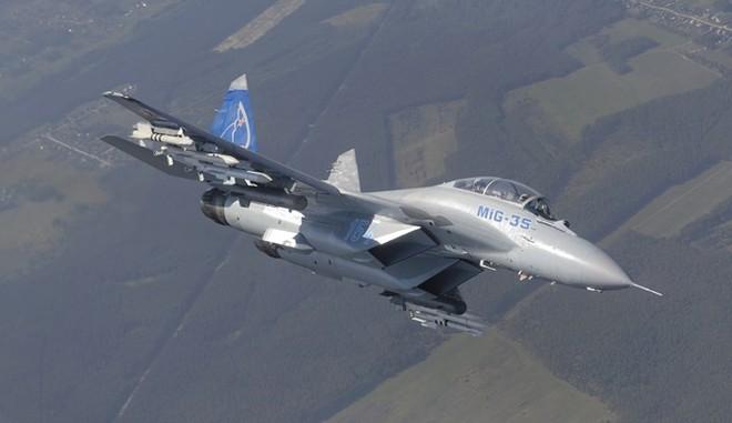 Chiến đấu cơ MiG-35: Tiêm kích siêu đẳng và cực kỳ đáng sợ của Nga - ảnh 10