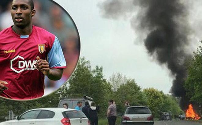 Cựu sao Premier League tử vong sau tai nạn ôtô kinh hoàng