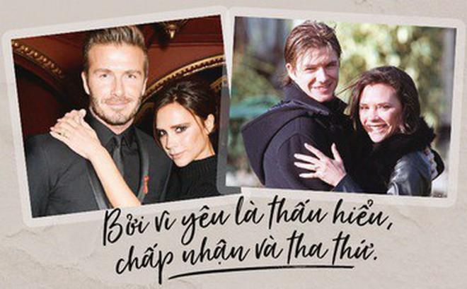 21 năm marathon của vợ chồng David - Victoria Beckham: Từ cuộc tình bị ruồng bỏ đến tượng đài hôn nhân