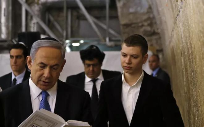 Con trai ông Netanyahu lăng mạ Thổ Nhĩ Kỳ, thêm dầu vào cuộc chiến ngoại giao Thổ-Israel