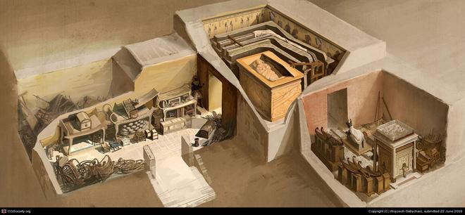 Nhà khảo cổ và phát hiện chấn động thế kỷ XX, mất 10 năm mới thống kê xong - Ảnh 10.