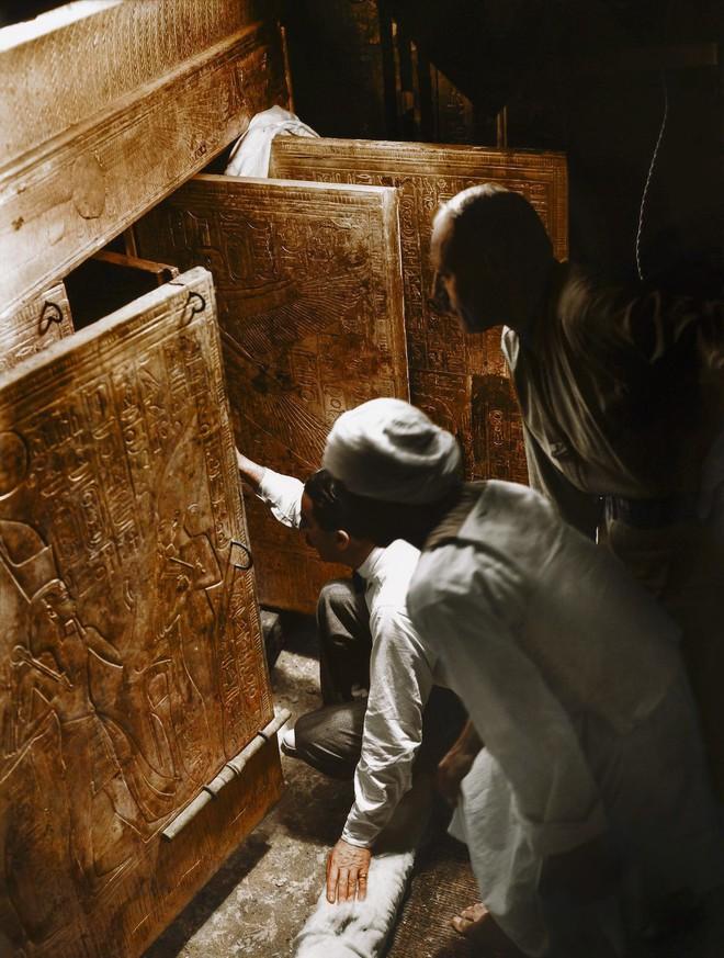 Nhà khảo cổ và phát hiện chấn động thế kỷ XX, mất 10 năm mới thống kê xong - Ảnh 8.